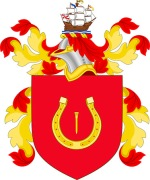 Escudo de armas Farragut