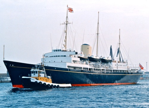 HMY Britannia A-00
