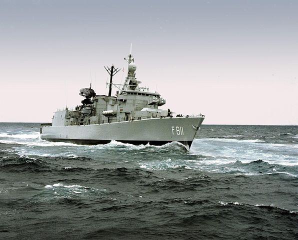 HNLMS Piet Hein F-811