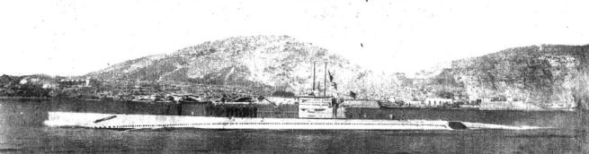 Submarino C-4