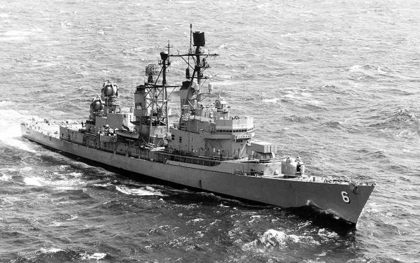 USS Farragut DLG6 01 - NHHC