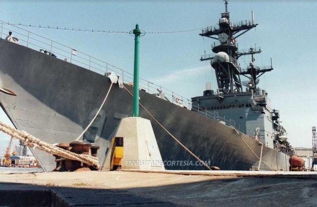 USS Caron DD970 01 - 30-04-1998 - SO