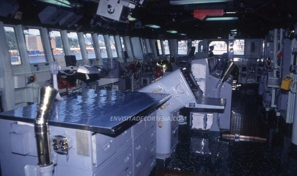 USS Caron DD970 03 - 30-04-1998 - ACV