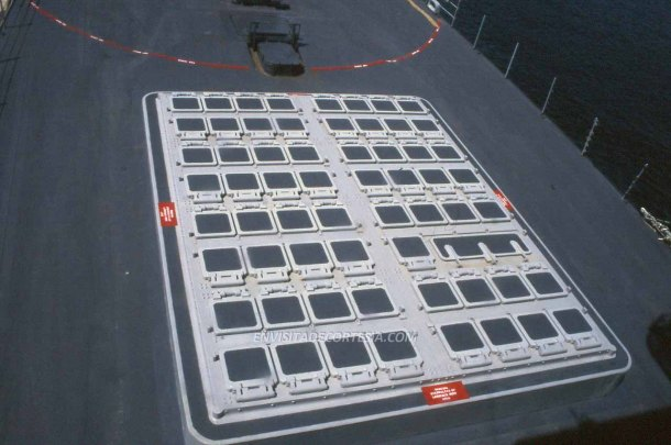 USS Caron DD970 07 - 30-04-1998 - ACV