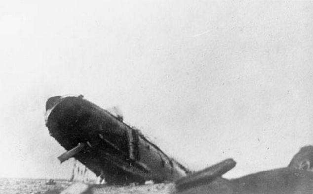 HMS_Arcadian_torpedoed_15_April_1917