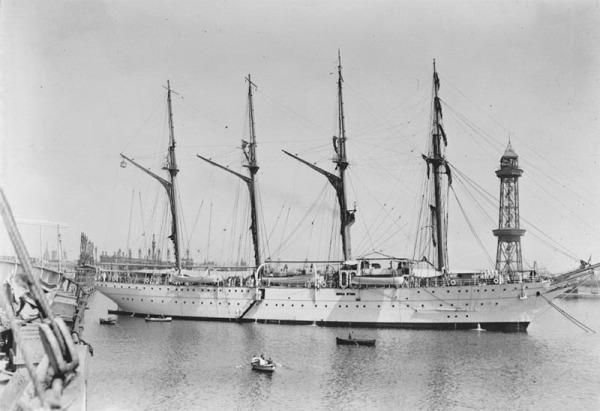 Almirante Saldanha - 1934 - ANC