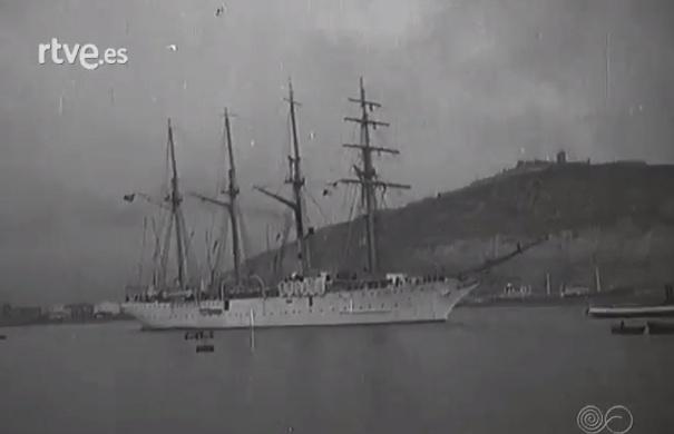 Almirante Saldanha - 1951 - RTVE