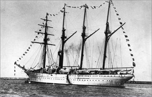 Almirante Saldanha - MMB