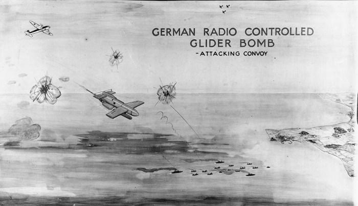 Ataque bombas guiadas
