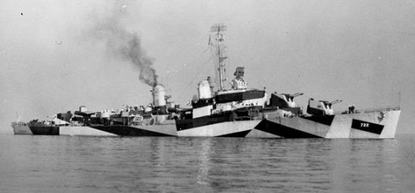 USS Barton_dazzle