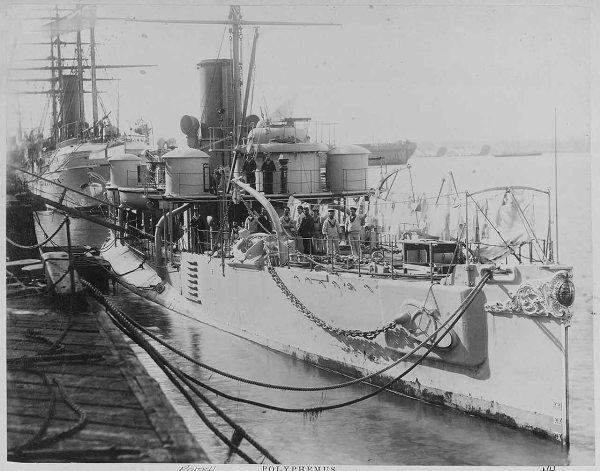 HMS Polyphemus 04 - NHHC