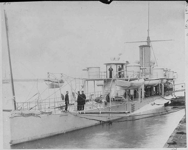HMS Polyphemus 05 - NHHC