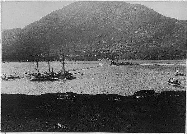 HMS Polyphemus 06 - NHHC