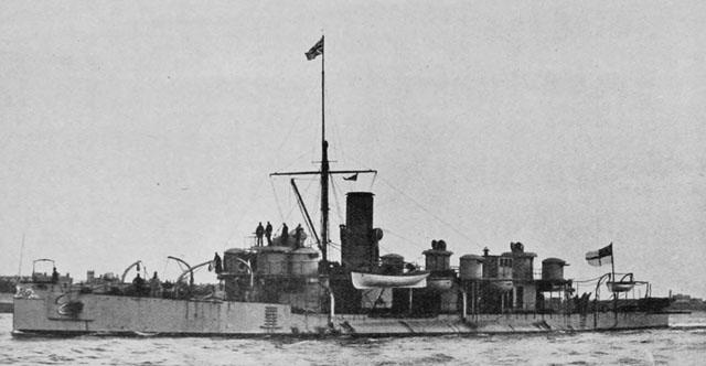 HMS_Polyphemus