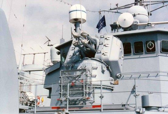 CIWS Sea Guard - Yavuz - ACV