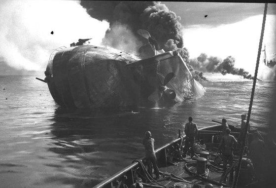 USS Mississinewa AO-59 - 20-11-1944 - WK