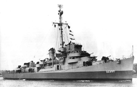 USS Underhill DE-682