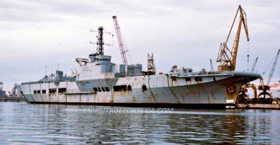 HMS Triumph - JMF