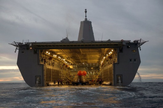 USS Anchorage LPD23 - Orion