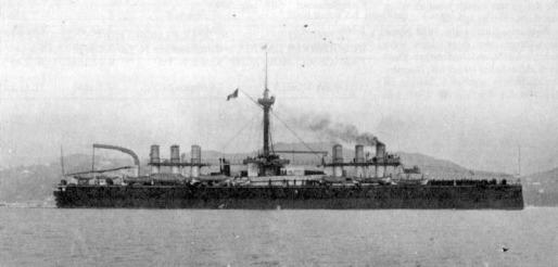 Battleship_Italia