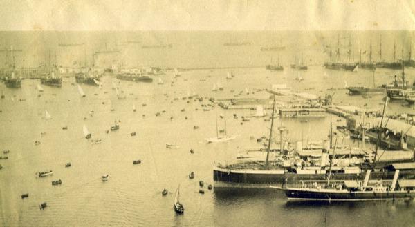 Port_BCN_1888