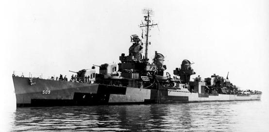 USS Converse DD-509