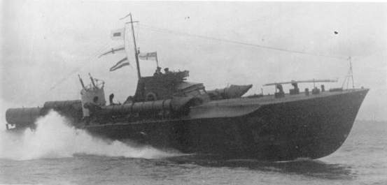 Vosper 72 type