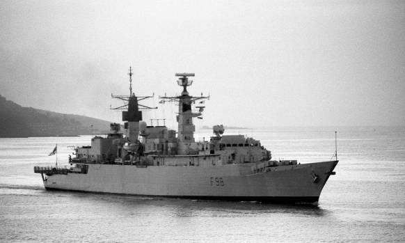 HMS Coventry F98