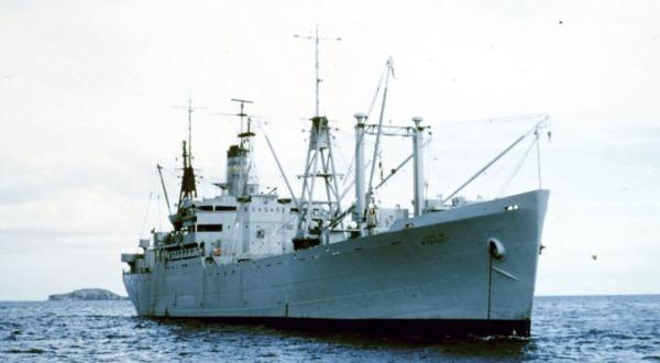 USS Wyandot AKA-92