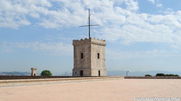 Castillo Montjuich