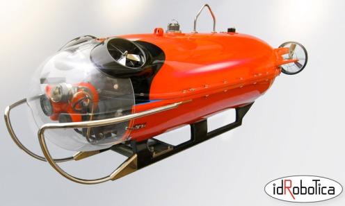 ROV Pluto Plus