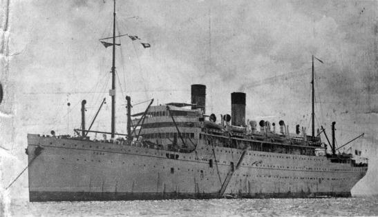 SS Cuba - Rob Mitchell