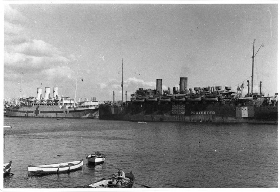 Tairea y Cuba en el Muelle de España