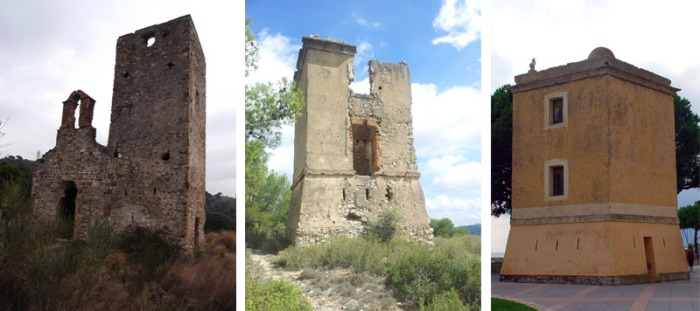 Torres Catalanas