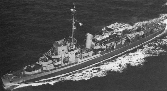 USS Eldridge DE-173