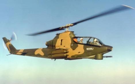 Bell 209_prototipo