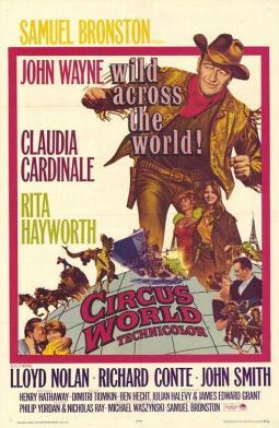 Circus World caratula