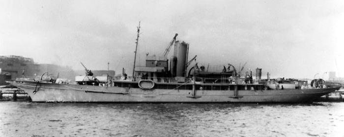 USS Cythera PY-26