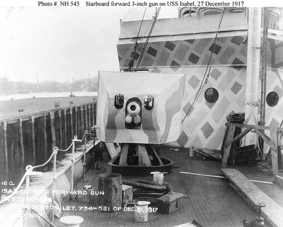 USS Isabel