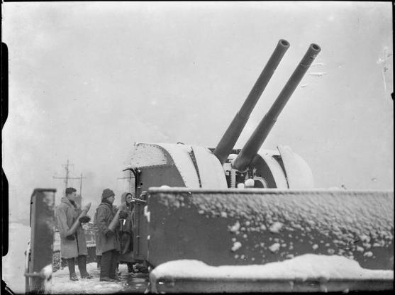 Cañon 4.7inch Mk XII - IWM