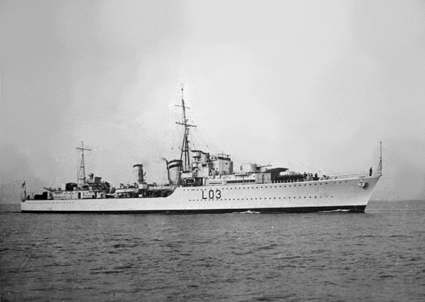 HMS Cossack 05