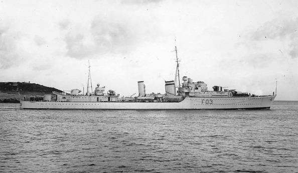 HMS Cossack_2