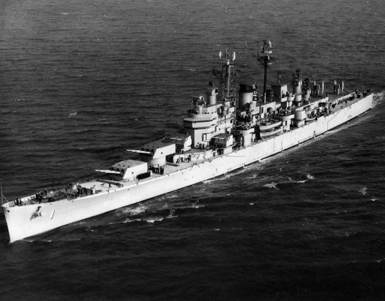 USS Boston CAG-1