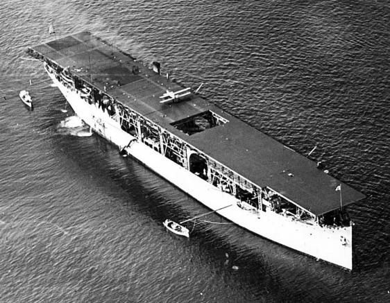 USS Langley CV-1