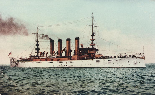 USS Pennsylvania (CA-4)