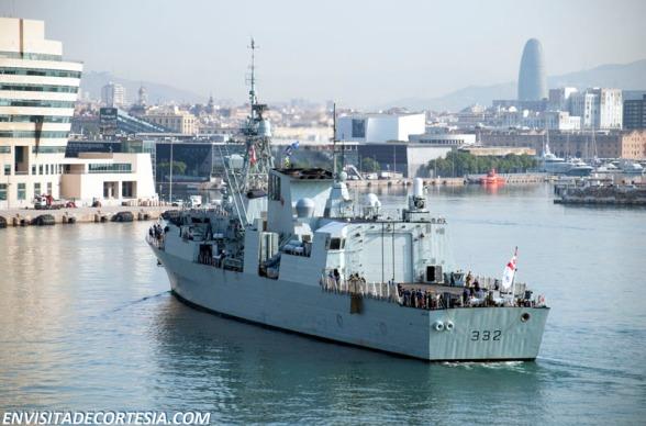 HMCS Ville de Quebec 2