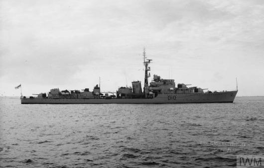 HMS CASSANDRA