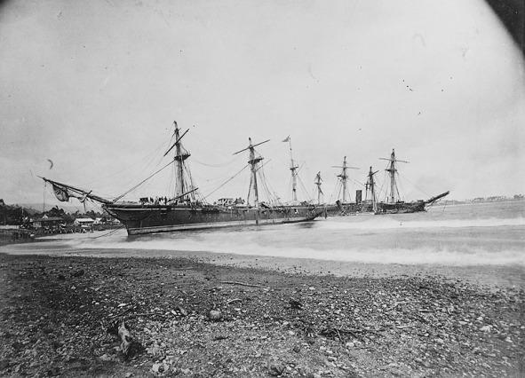 Samoan Hurricane of 15-16 March 1889