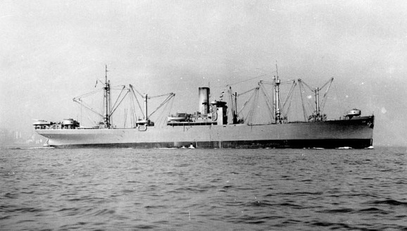 USS Hercules AK-41