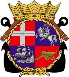 De Ruyter badge